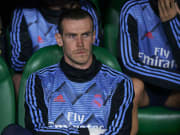 Gareth Bale has spent a lot of time on the Real Madrid bench despite his bumper salary