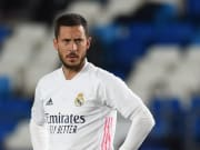 Eden Hazard revealed he is looking forward to working with Carlo Ancelotti