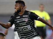 Borja, pelo Junior-COL, é um dos artilheiros da Libertadores