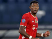 Alaba looks to have finally settled on Real Madrid