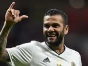 Daniel Alves segue sem clube