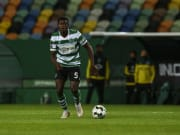 Sporting's Nuno Mendes is highly-rated across the continent
