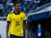 Alexander Isak espère faire forte impression durant cet Euro 2020.
