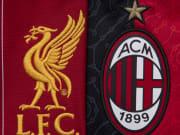 The Liverpool dan AC Milan