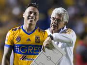 Eduardo Vargas, Ricardo Ferretti