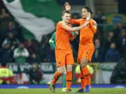"UEFA EURO 2020 qualifier group C""Northern Ireland v The Netherlands"""