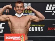 Ian Heinisch vs Nassourdine Imavov UFC Vegas 32 middleweight bout odds, prediction, fight info, stats, stream and betting insights.
