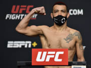 Chan Sung Jung vs Dan Ige UFC Vegas 29 featherweight bout prediction, odds, fight info, stats, stream and betting insights.