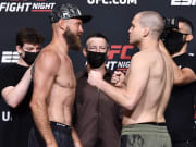 Donald Cerrone vs Alex Morono UFC Vegas 26 welterweight bout odds, prediction, fight info, stats, stream and betting insights.