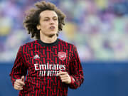 David Luiz will leave Arsenal this summer after two years with the club