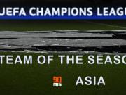 90min India, Indonesia, Thailand decide our UEFA Champions League Team of the Season