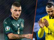 Marco Verratti et Zlatan Ibrahimovic sont très incertains pour l'Euro 2020