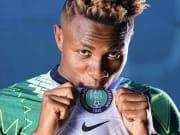 Nike a dévoilé sa nouvelle collection de maillots pour le Nigeria