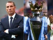 Rodgers, Premier League Trophy, Moussa Dembele