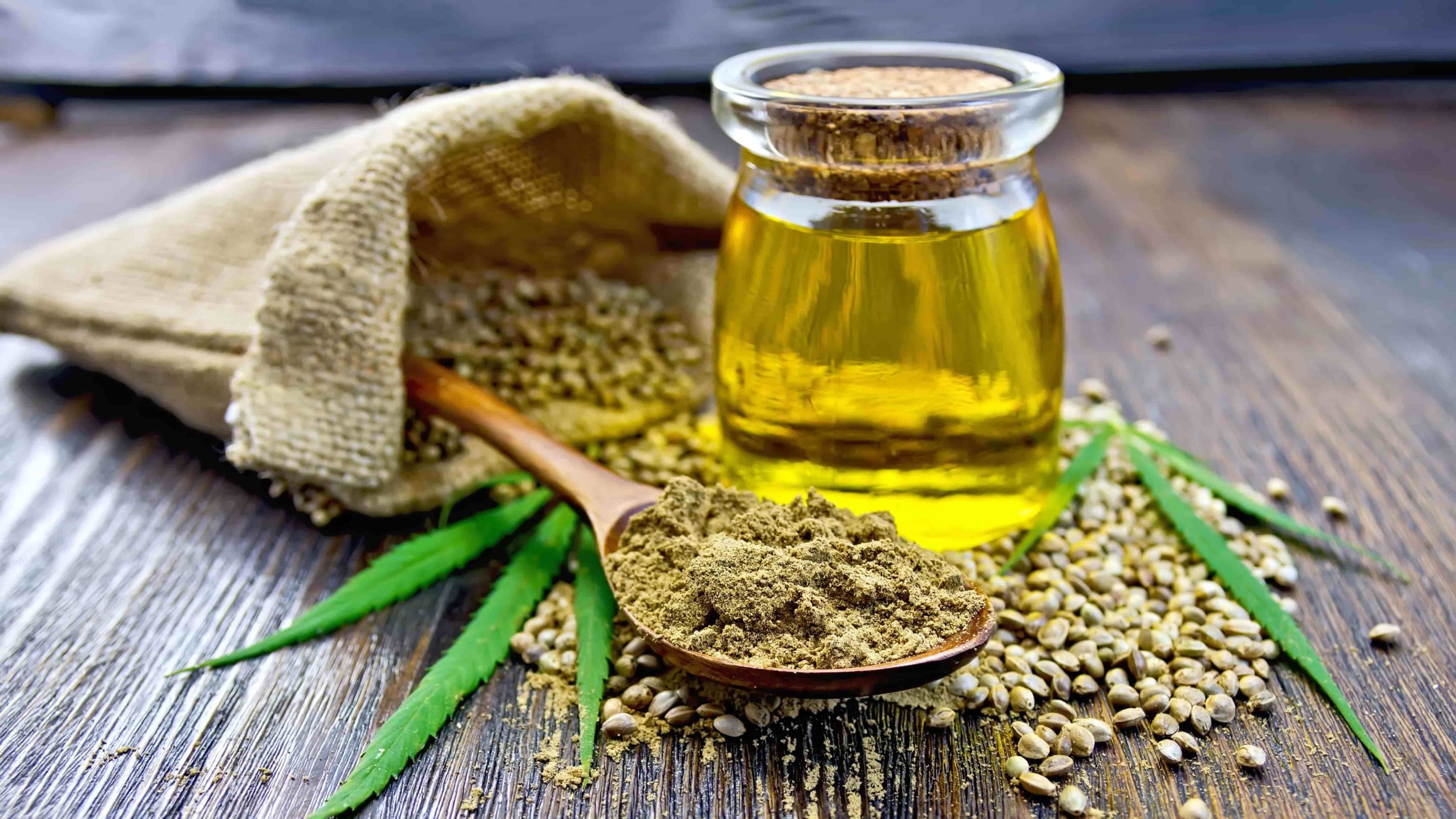 Hemp Oil for Pain: Does It Actually Work? Here's What We Found