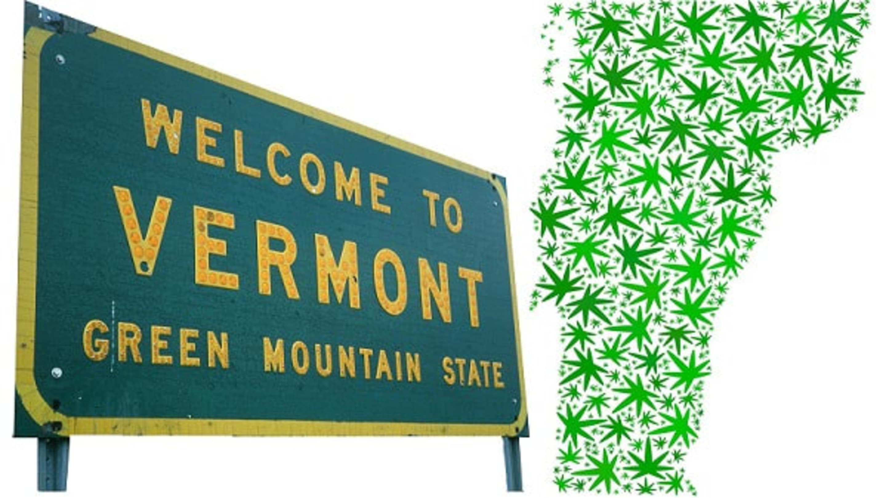 CONGRATULATIONS VERMONT!! Adult Use Legalization Passes Without Governor's Signature