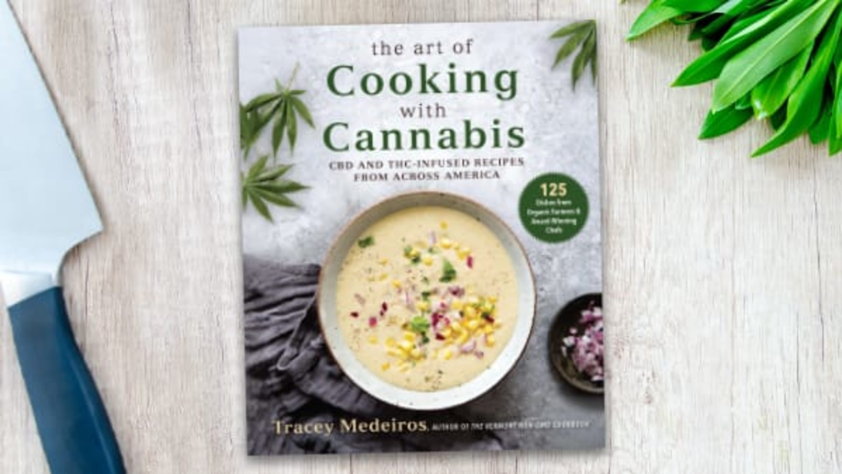 The Art of Cooking with Cannabis: A Cookbook Review