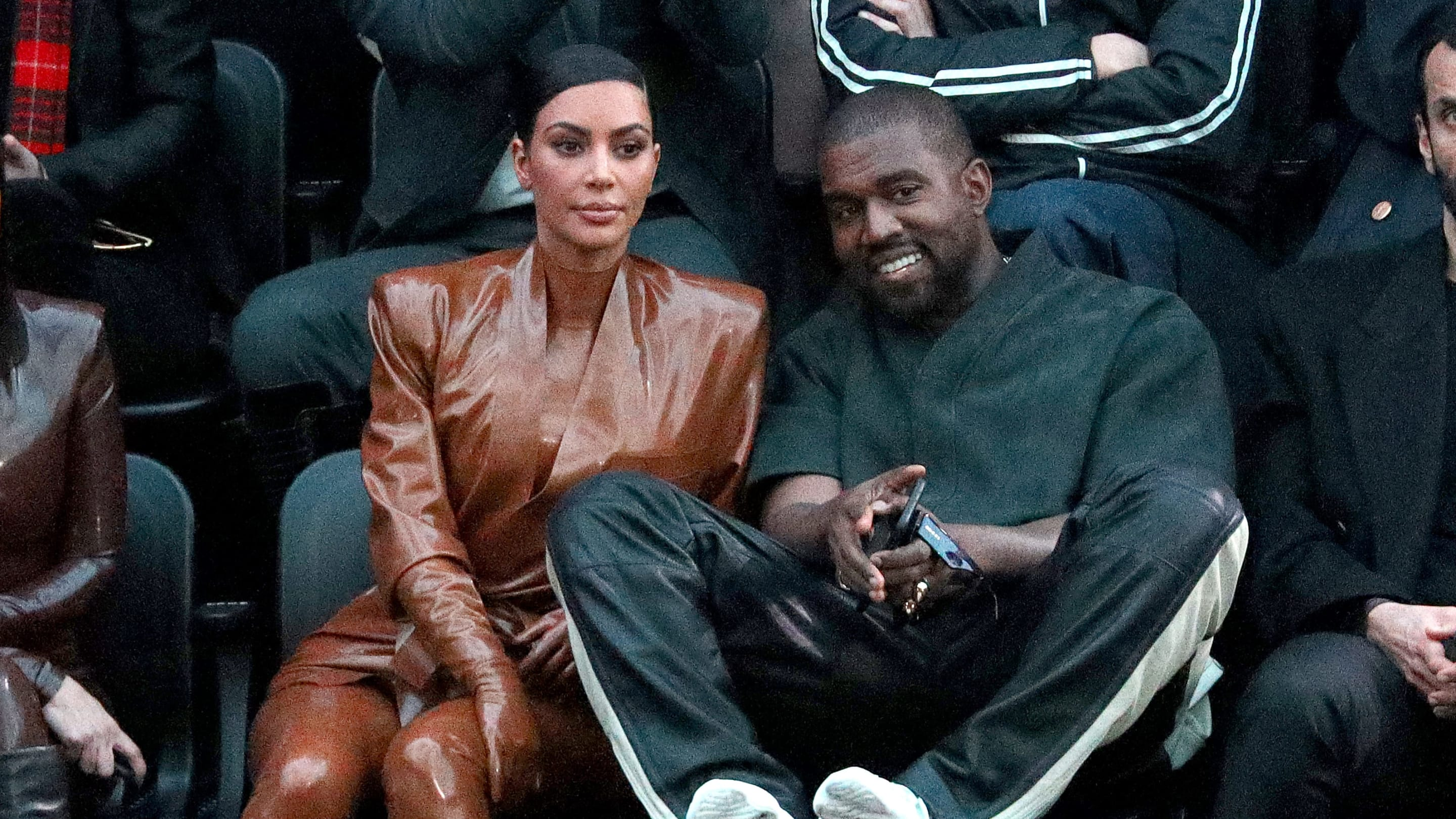 Where Kim Kardashian and Kanye West Reportedly Stand On Getting Divorced