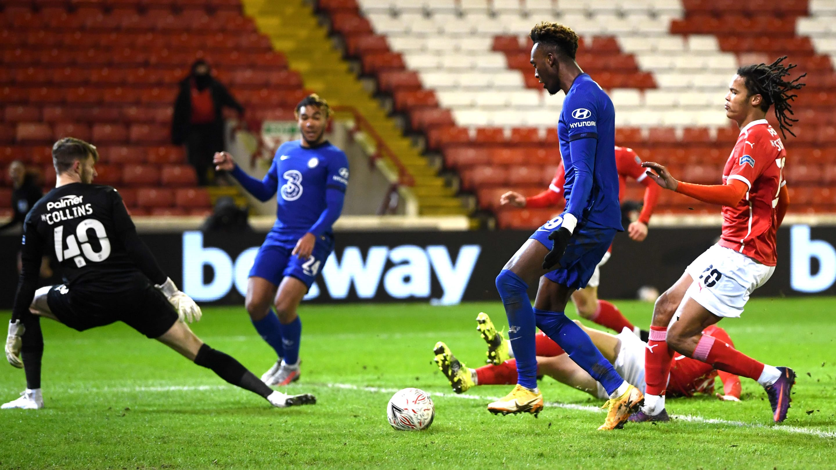 Barnsley 0-1 Chelsea: Player ratings as Tammy Abraham attack sends Blues to FA Cup quarter finals thumbnail