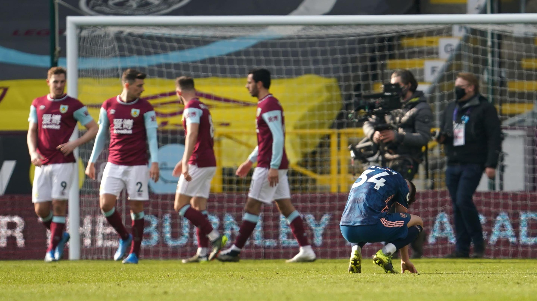 Burnley 1-1 Arsenal: Player ratings as Granit Xhaka error sees points shared thumbnail