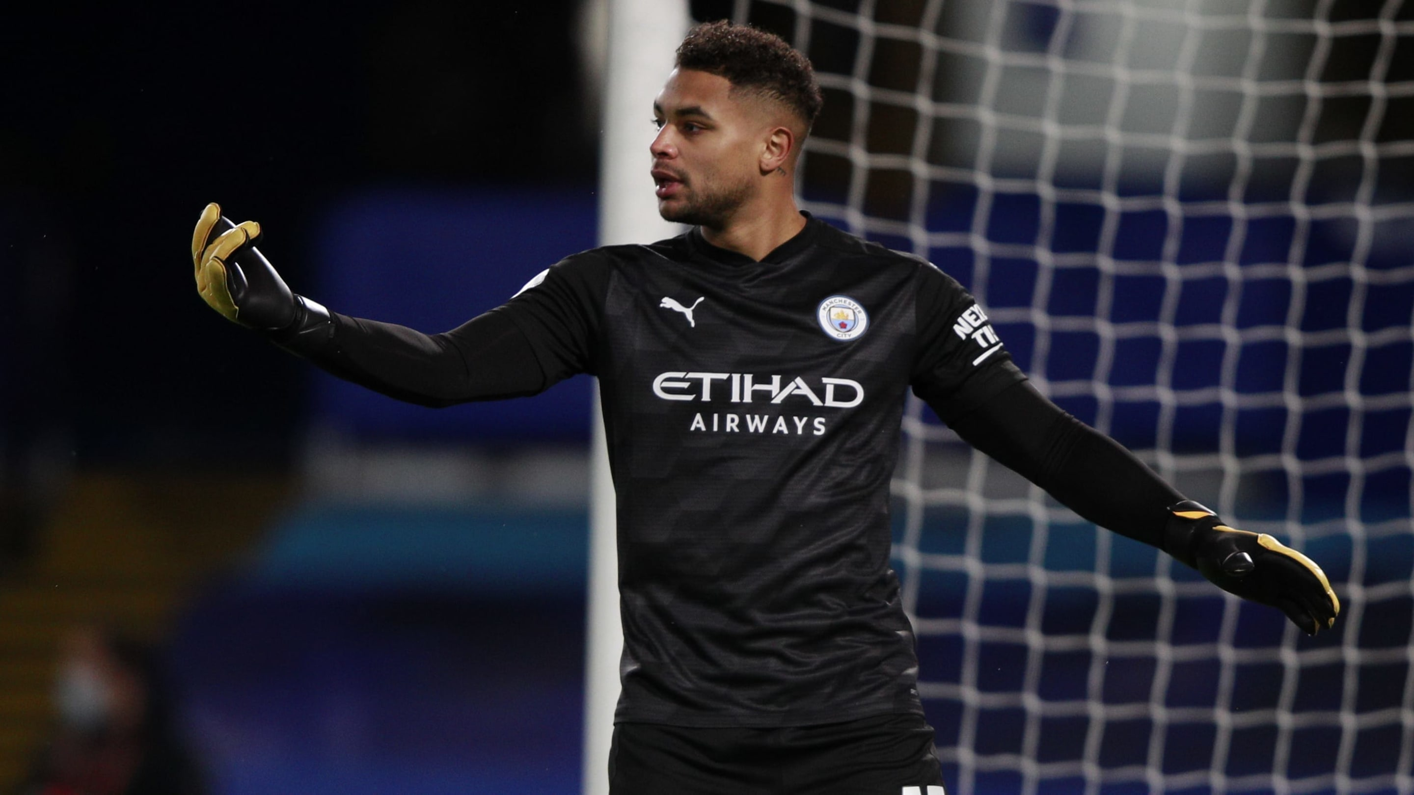 Who is Zack Steffen & when did he join Man City?