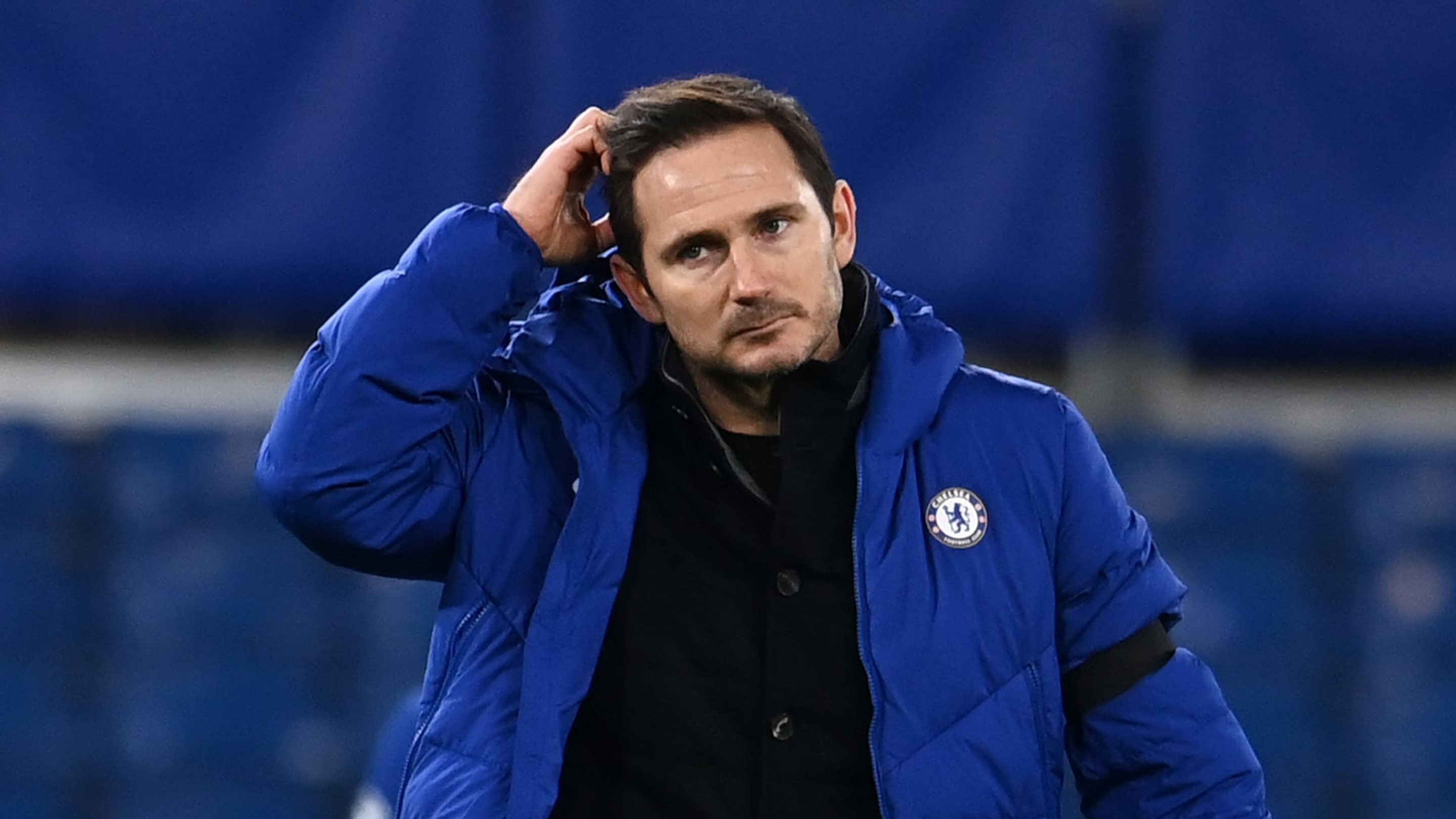 Frank Lampard's tactical rigidity could cost him his job at Chelsea