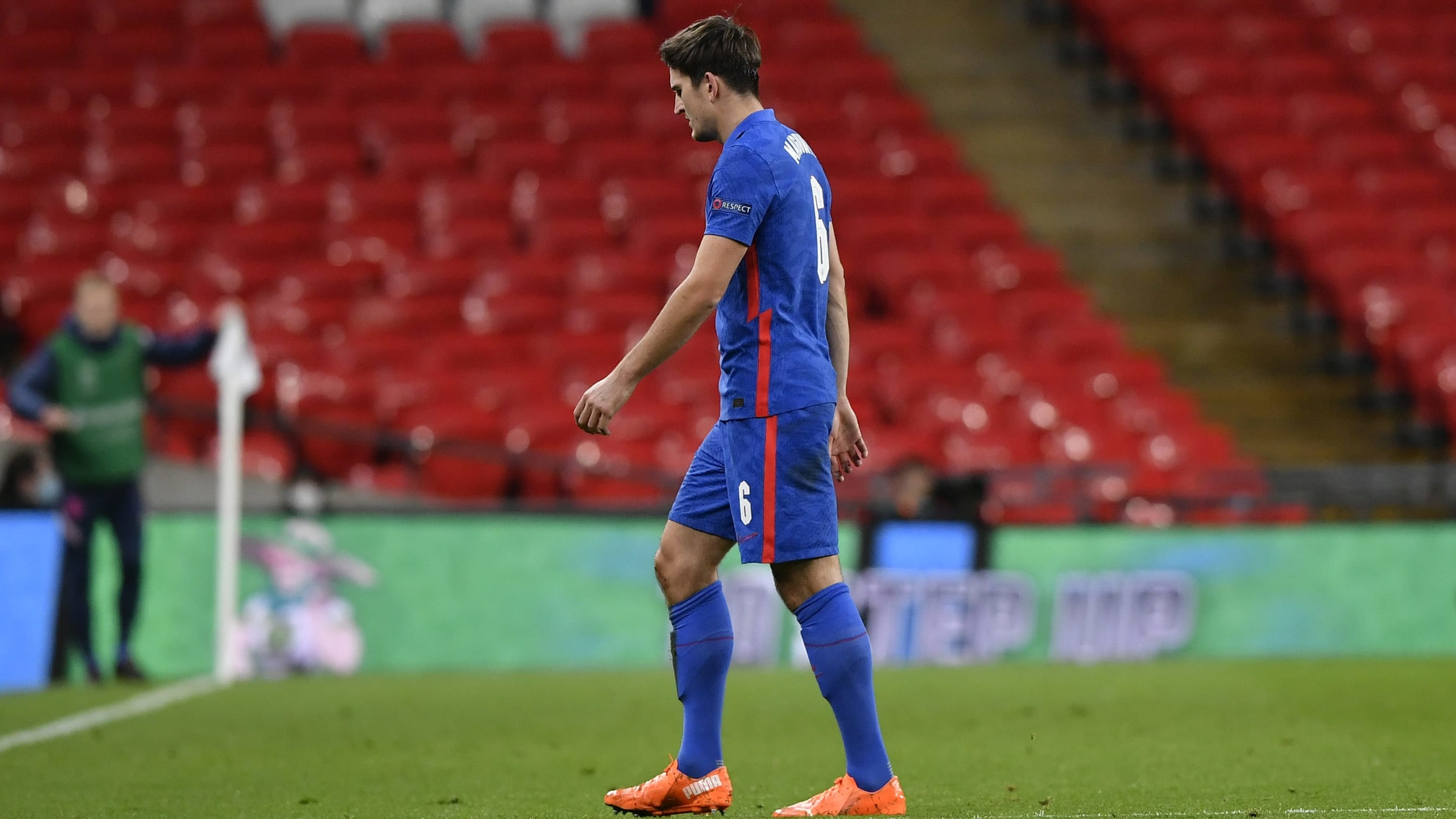 Harry Maguire and the Stresses of the Modern Footballer