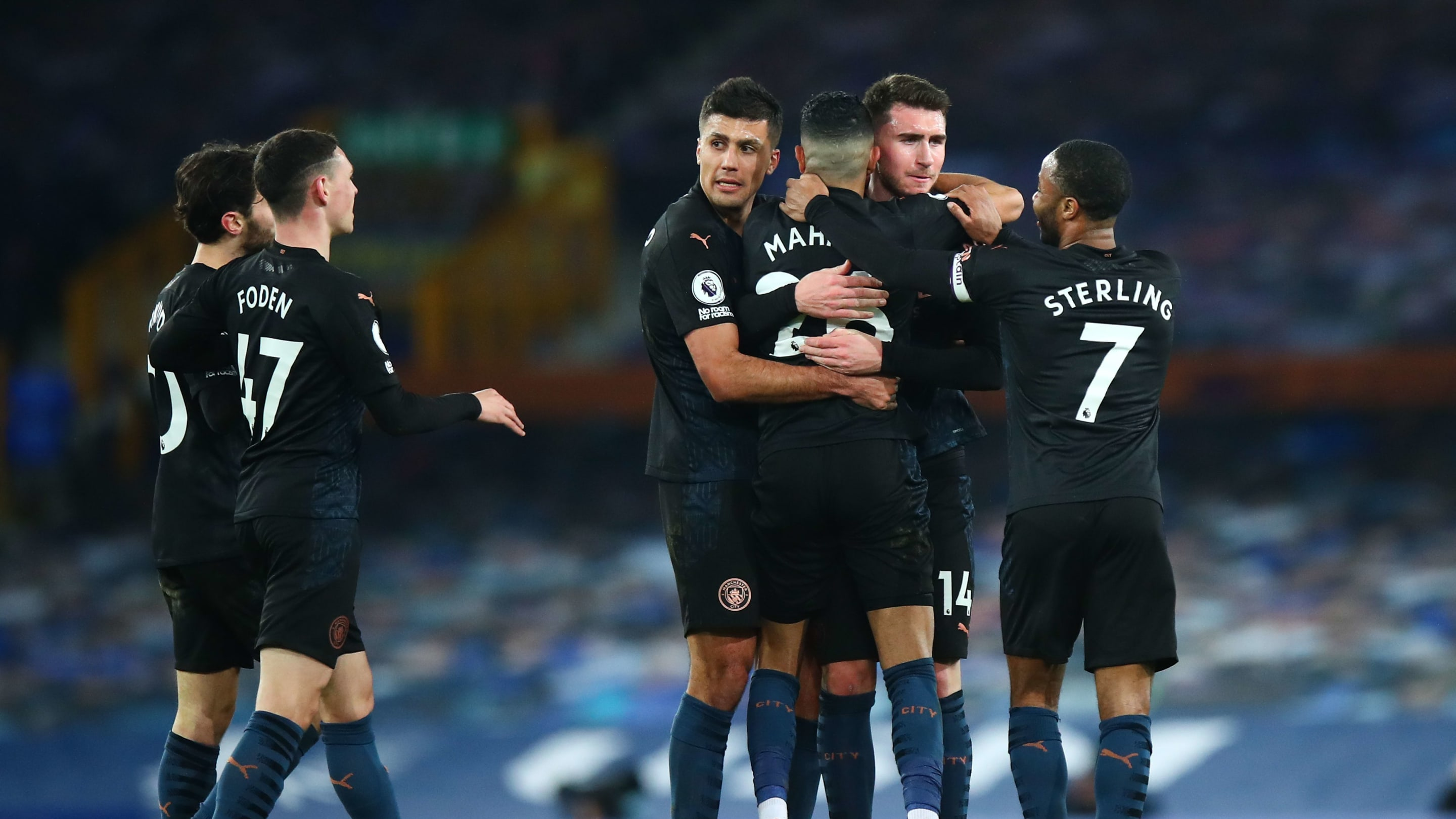 The Manchester City lineup that should start against Arsenal
