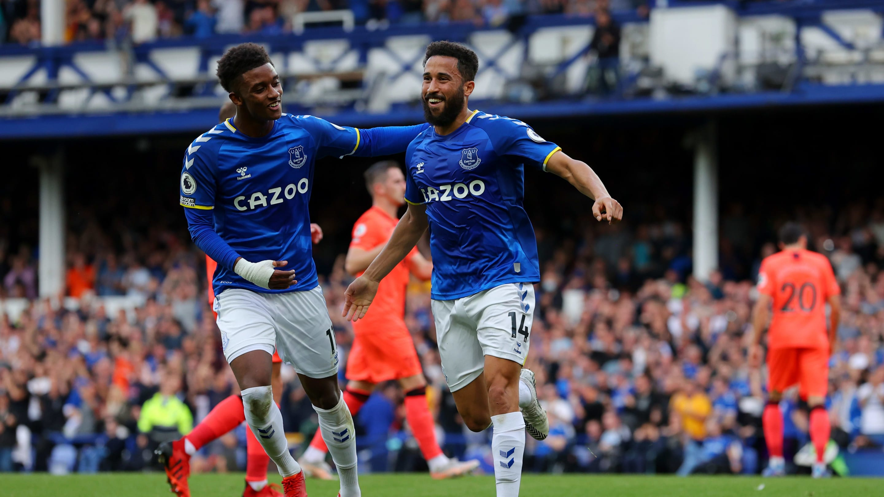 Everton show their collective strength in the absence of key players