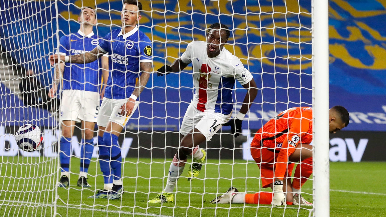 Brighton 1-2 Crystal Palace: Player ratings as glorious Mateta & Benteke strikes seal smash and grab thumbnail
