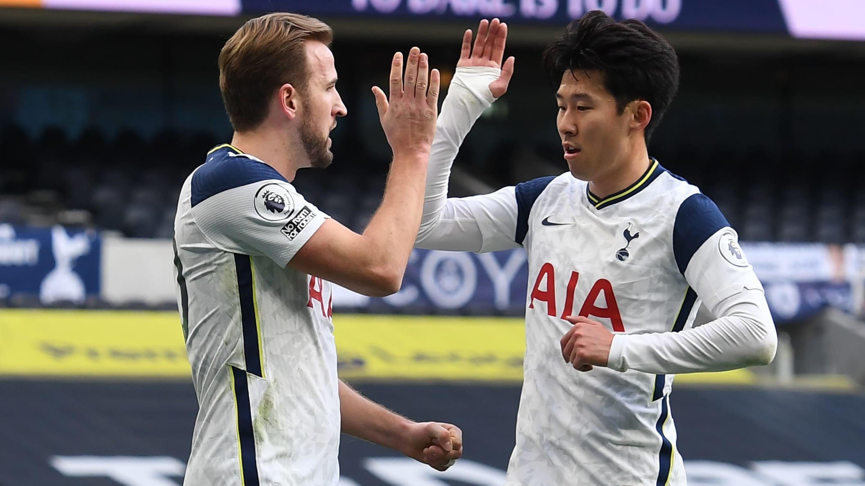 The Premier League's most prolific strike partnerships in a season