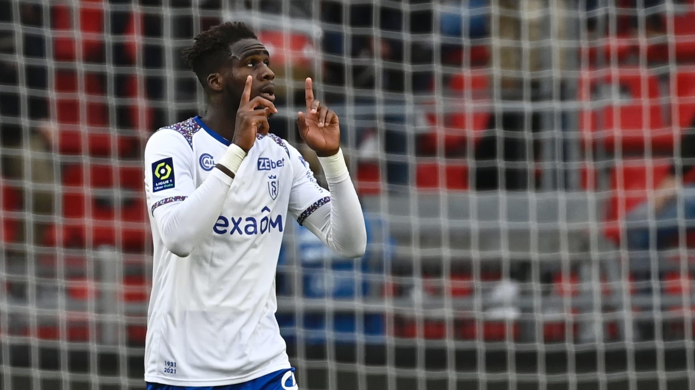 Newcastle Monitoring Ligue 1 Top Scorer Boulaye Dia