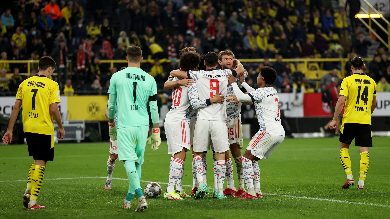 Borussia Dortmund 1-3 Bayern Munich: Player ratings as Die ...