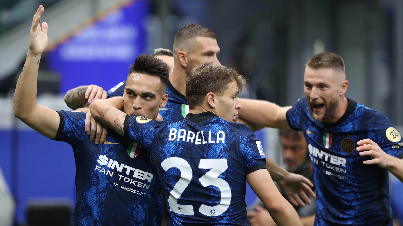 Inter 2-2 Atalanta: Player ratings as Edin Dzeko rescues draw for Nerazzurri