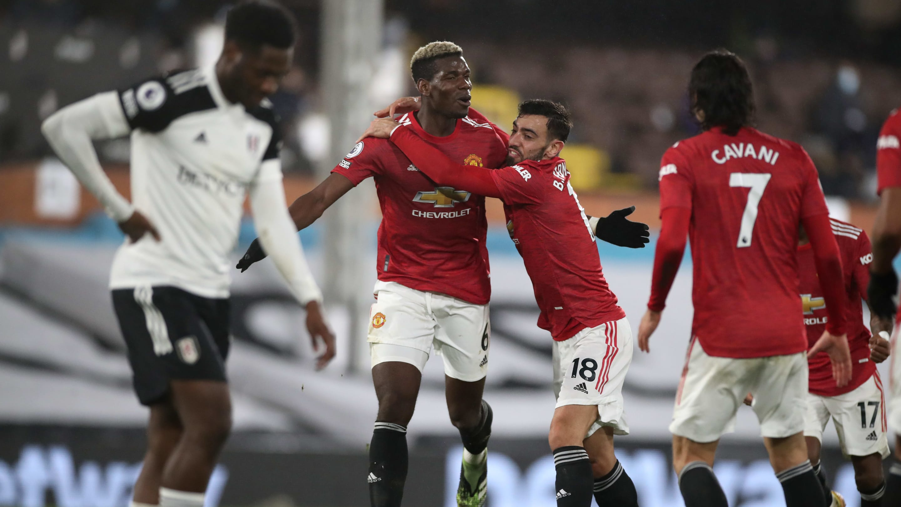 Fulham 1-2 Manchester United: Player ratings as Paul Pogba stunner sends Red Devils top thumbnail