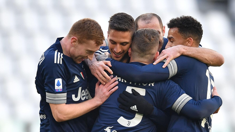 <p>Juventus 2-0 Bologna: Player ratings as Bianconeri Closing gap in Serie A title race thumbnail