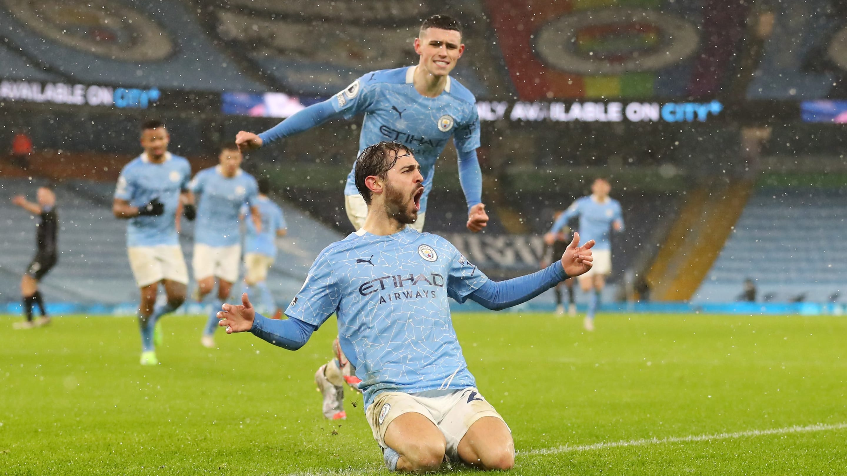 Manchester City 2-0 Aston Villa: Player ratings as Citizens earn crucial Premier League win thumbnail