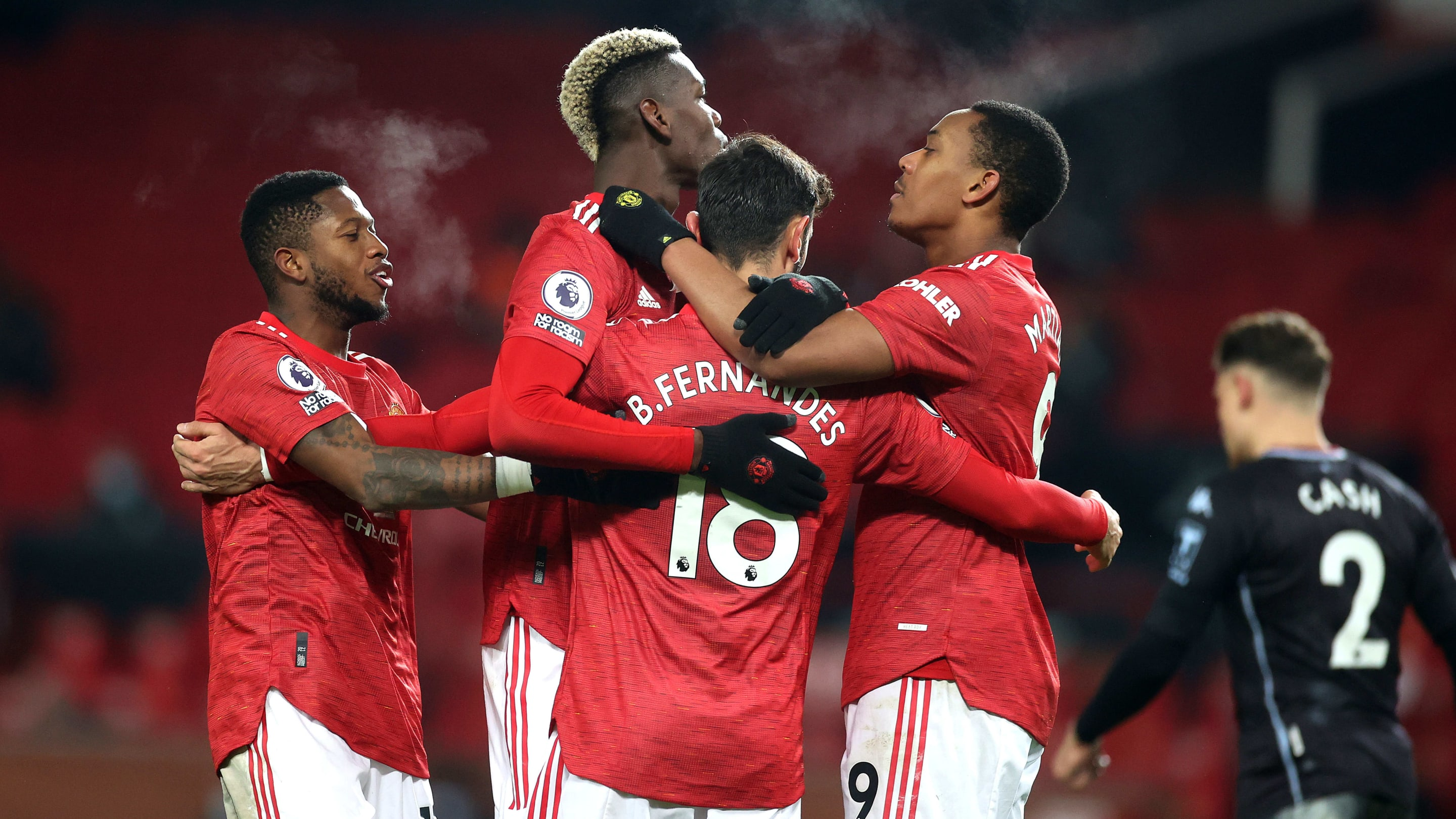 Manchester United 2-1 Aston Villa - Player ratings as Red Devils kick off new year with exciting win