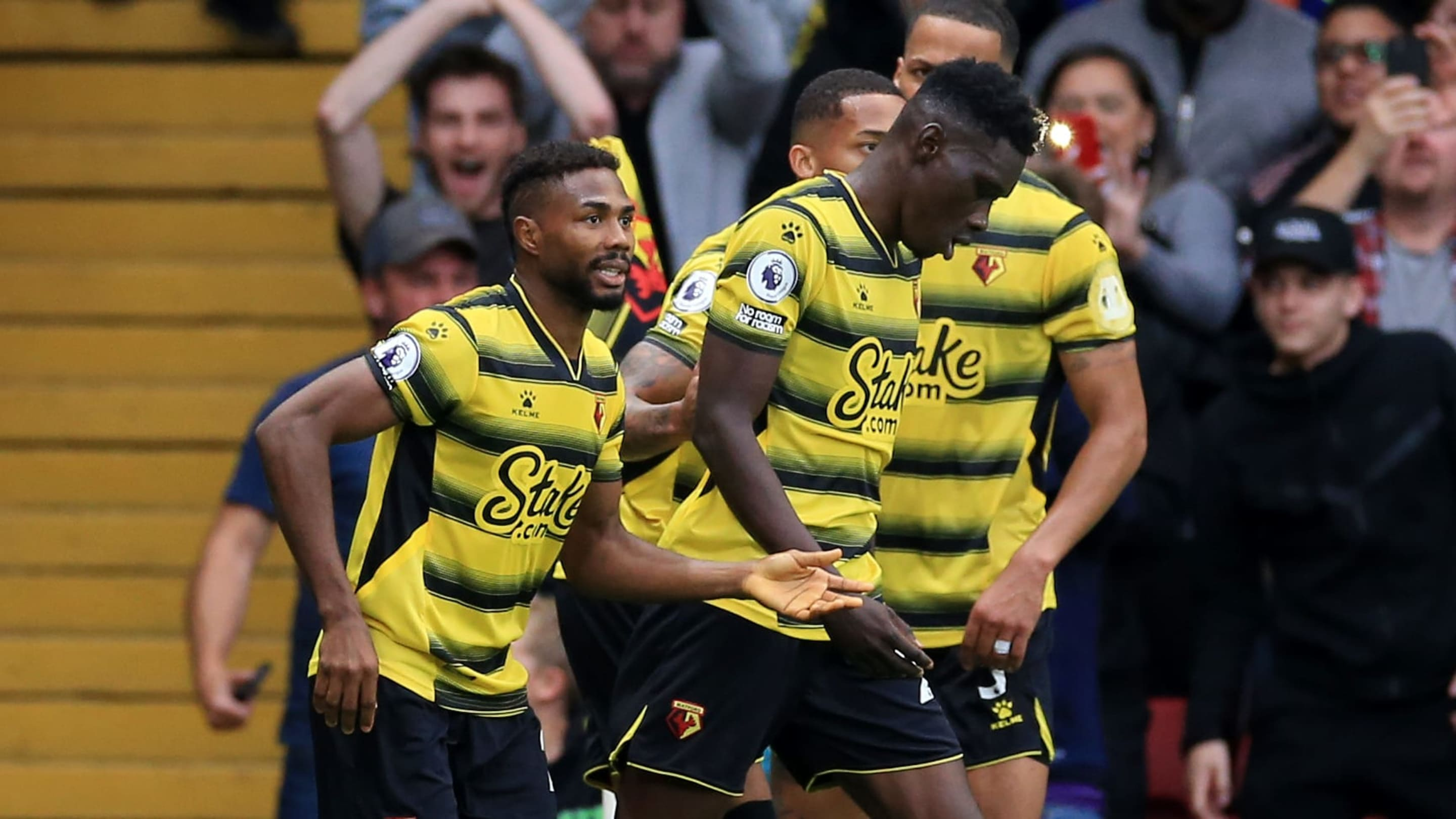 Watford 1-1 Newcastle: Player ratings as Ismaila Sarr rescues Hornets a point