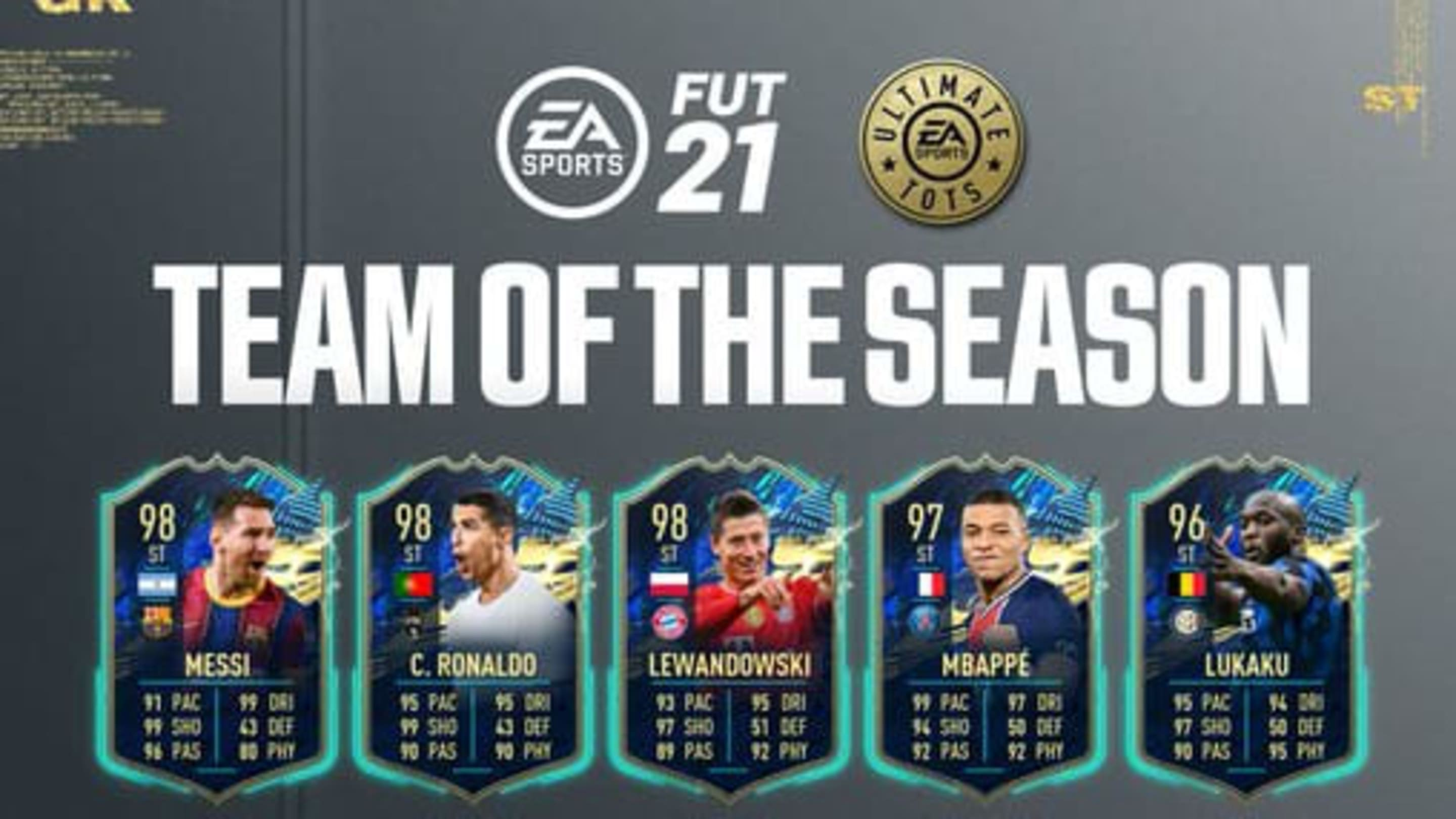 90+ Major TOTS Player FIFA 21: How to Complete the SBC