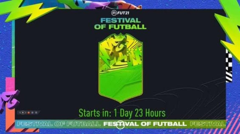 FIFA 21 Festival of FUTBall Announced, Card Design Revealed