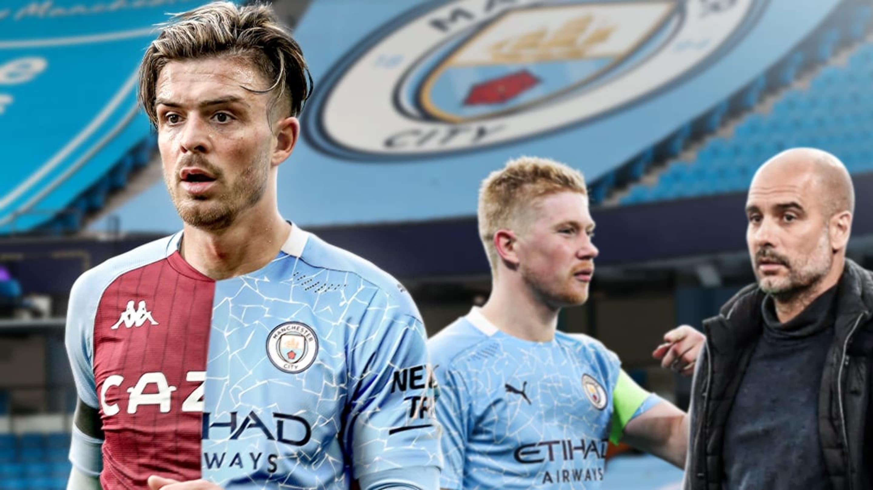 Le XI potentiel de Manchester City avec Jack Grealish