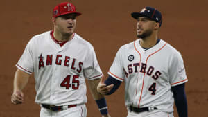 Mike Trout, George Springer