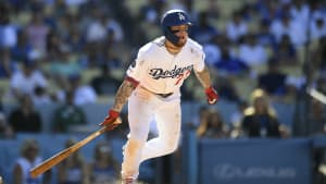 New Boston Red Sox outfielder Alex Verdugo is dealing with a back injury