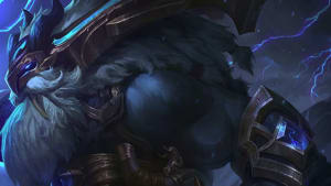 Ornn is still the king of top lane on Patch 10.4, but what new tanks join him on the list?