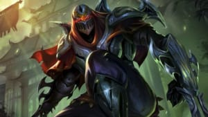 A 35 percent win rate? Zed tops the list of champions to avoid in the jungle on Patch 10.4.