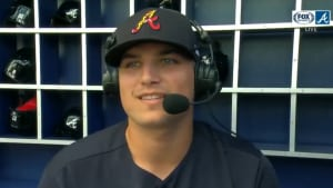 Atlanta Braves 3B Austin Riley discusses his wild offseason