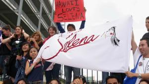 """""""Selena VIVE"""" Tribute Concert-Arrivals"""