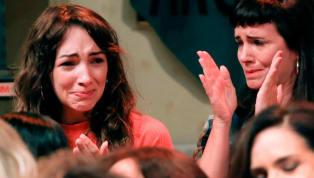 PATITO FEO: La actriz argentina Thelma Fardín denuncia a Juan Darthés por violación