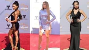 Las estrellas de la música latina se robaron el showla noche del jueves en Las Vegas, Estados Unidos, derrochando talento y belleza en el paso por la...